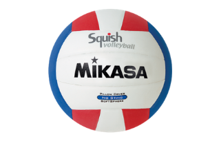 Mikasa Squish No-Sting Pillow Cover Volleyball Review