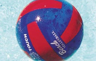 Water Gear Neoprene Covered Water Volleyball Review