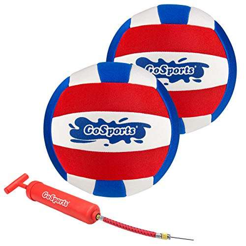 GoSports Pro Neoprene Covered Water Volleyball Review