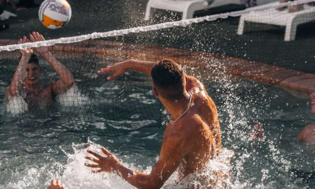 10 Tips to Improve Your Water Volleyball Game